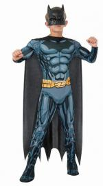 Batman Kinder Kostüm Deluxe - Dc Comic -