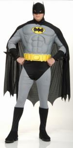 Batman Kostüm Xxl - Plus Size -