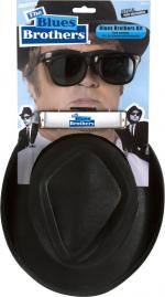 Blues Brothers Kostüm Set -