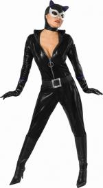 Catwoman Kostüm Deluxe - Overall -