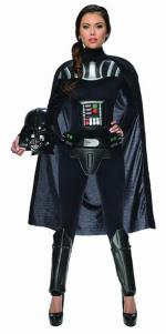 Darth Vader Female - Star Wars - Masken