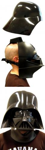 Darth Vader Helm Supreme Edition Star Wars - Erwachsene - Kostüme