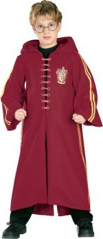 Harry Potter Quidditch Robe Kinder Kostüm Deluxe -