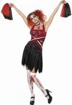 High School Horror Cheerleader Kostüm -