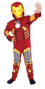 Iron Man Kinder Kostüm -