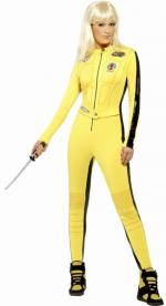Kill Bill Kiddo Kostüm -