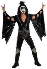 Kiss Kostüm Demon - Gene Simmons -