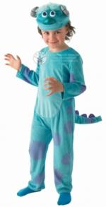 Monster Ag - Sulley Kinder Kostüm -