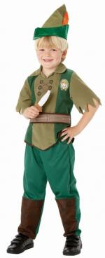 Peter Pan Kinder Kostüm -