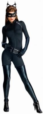 Sexy Catwoman Kostüm Deluxe - Overall - Kostüme