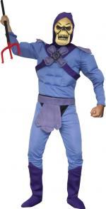 Skeletor Kostüm - Deluxe (masters Of The Universe) -