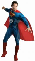 Superman Deluxe Kostüm Man Of Steel -