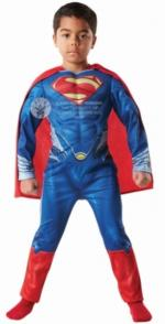 Superman Kinder Deluxe Kostüm - Man Of Steel -