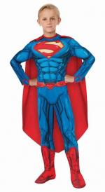 Superman Kinder Kostüm Deluxe - Dc Comics -
