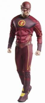 The Flash Deluxe Kostüm - Dc Comic -