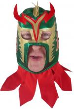 Ultimo Dragon - Wrestling Maske - Kostüme