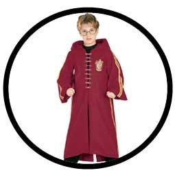 Harry Potter Quidditch Robe Kinder Kostüm Deluxe bestellen