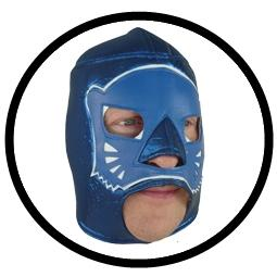 Lucha Libre Maske - Blue Panther bestellen