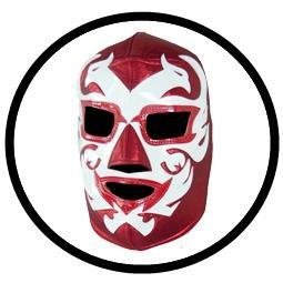 Lucha Libre Maske - Dos Caras bestellen