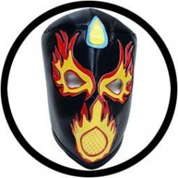 Lucha Libre Maske - Fireball bestellen