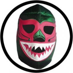 Lucha Libre Maske - Green Monster bestellen