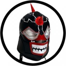 Lucha Libre Maske - Mephisto bestellen