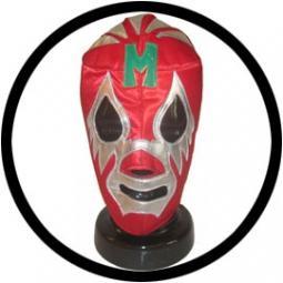 Lucha Libre Maske - Mil Mascaras Rot bestellen