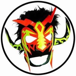 Lucha Libre Maske - Psychodelico bestellen