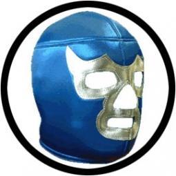 Lucha Libre Maske - Silver Blue Demon bestellen