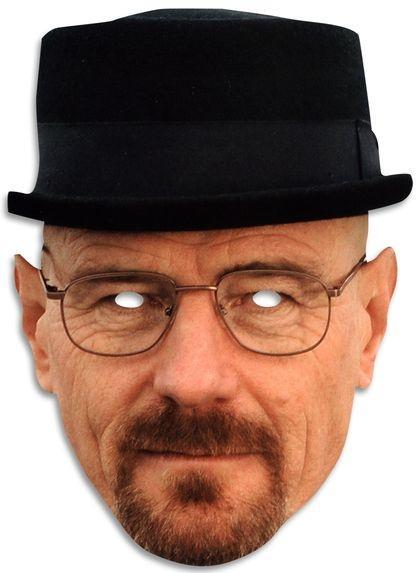 breaking bad party maske heisenberg masken diverse. Black Bedroom Furniture Sets. Home Design Ideas