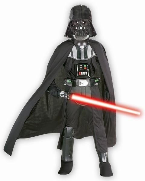 darth vader super deluxe kinder kost m star wars kost me star wars darth vader super. Black Bedroom Furniture Sets. Home Design Ideas