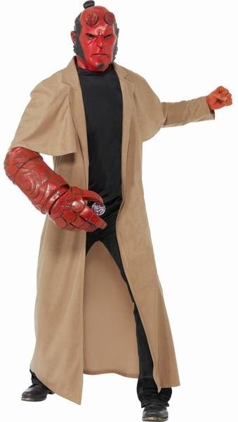 hellboy kostum