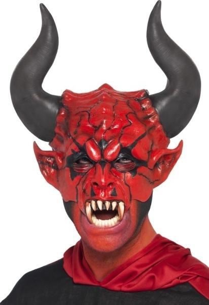 Die Maske für die Person der Nahrhafte